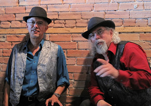 AfterWinning Their Way to the Finals of the Colorado Blues Society's IBC Competition on July 21, 2013